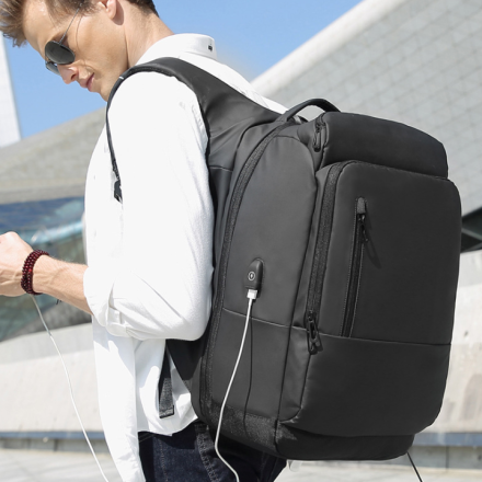 Creative outdoor travel bag large capacity backpack